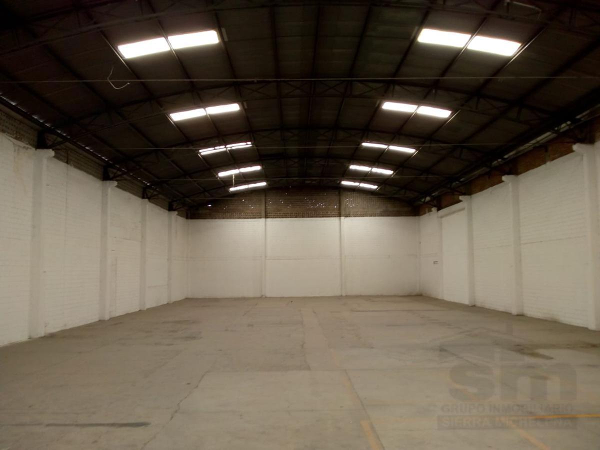 Foto Bodega Industrial en Renta en  Puebla de Zaragoza ,  Puebla  Col. Malintzi