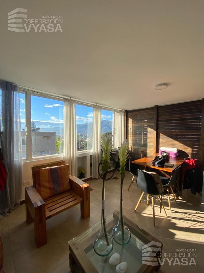 Foto Departamento en Venta en  Cumbayá,  Quito  Cumbayá - San Juan, linda suite de 70 m2 en venta