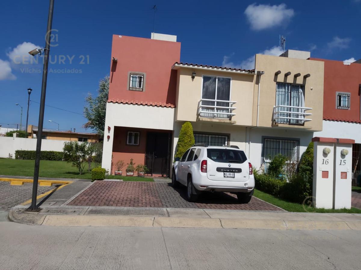 Foto Casa en condominio en Venta en  Villas Santín,  Toluca  SAN REMO (FRACCIONAMIENTO VILLAS TOSCANA)