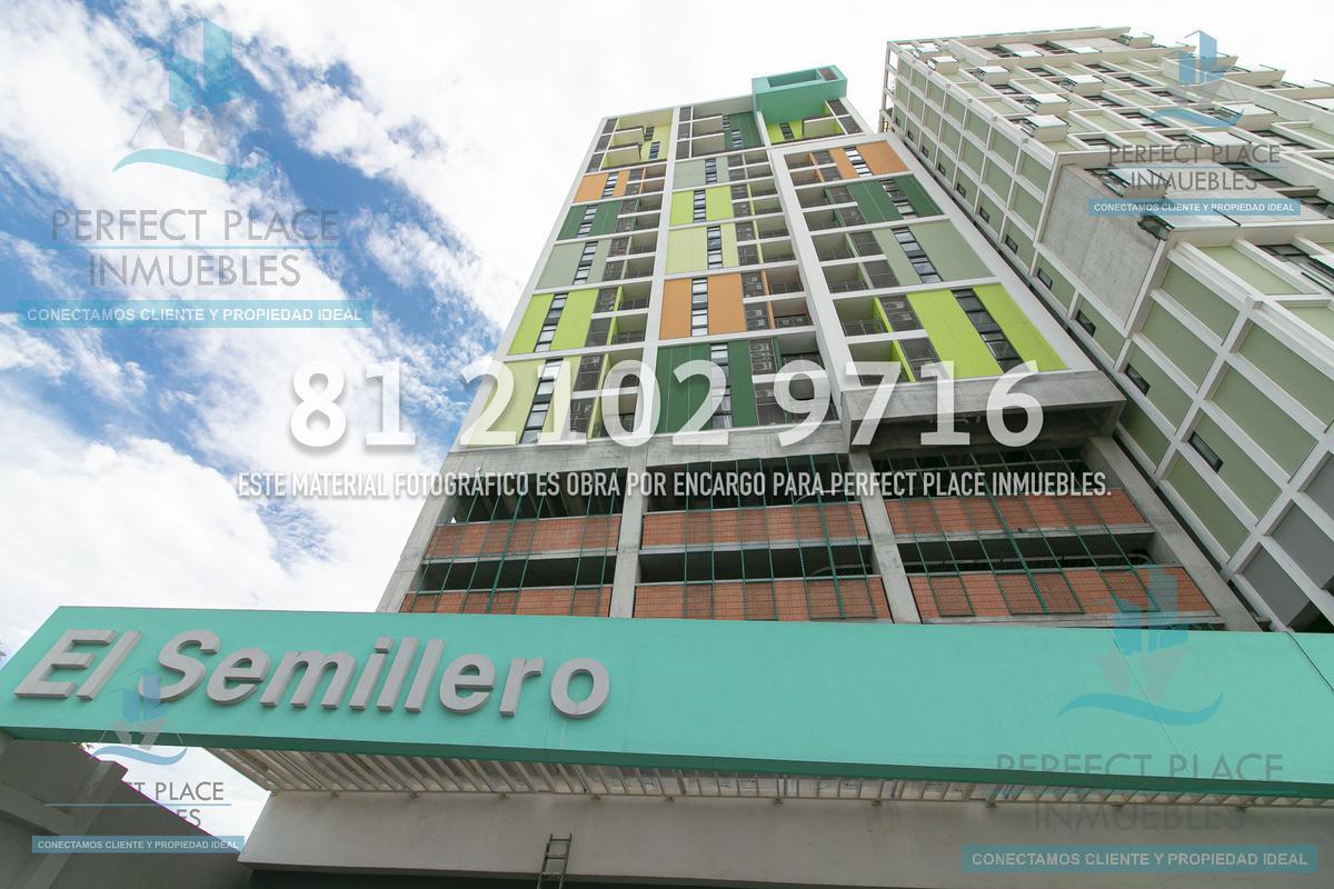Foto Departamento en Venta en  Centro,  Monterrey  DEPARTAMENTO EN RENTA O VENTA EN EL  SEMILLERO CENTRO DE MONTERREY  DOBLE ALTURA