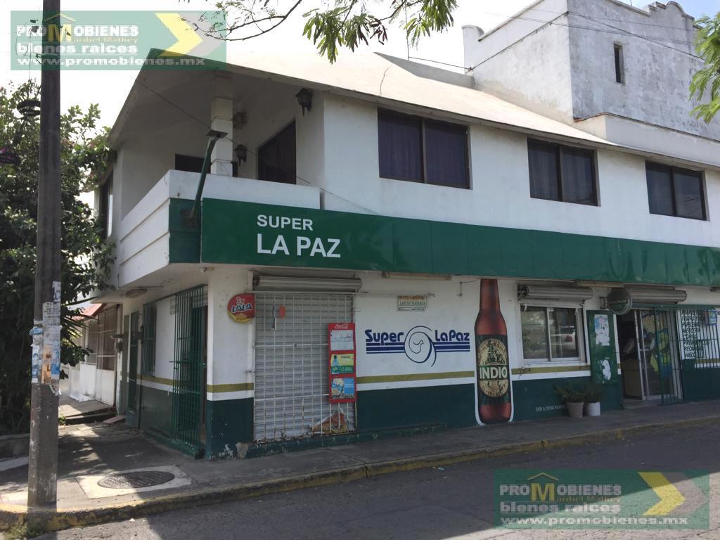 Foto Casa en Venta en  El Coyol,  Veracruz  LOCAL COMERCIAL CON DEPARTAMENTO EN PLANTA ALTA UBICADO SOBRE JB LOBOS. EN VENTA EN VERACRUZ