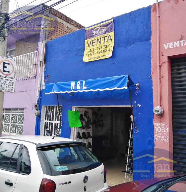 Casa FINCA Venta Ideal Negocio Héroes de la Independencia 5 mins de Central Camionera León Gto