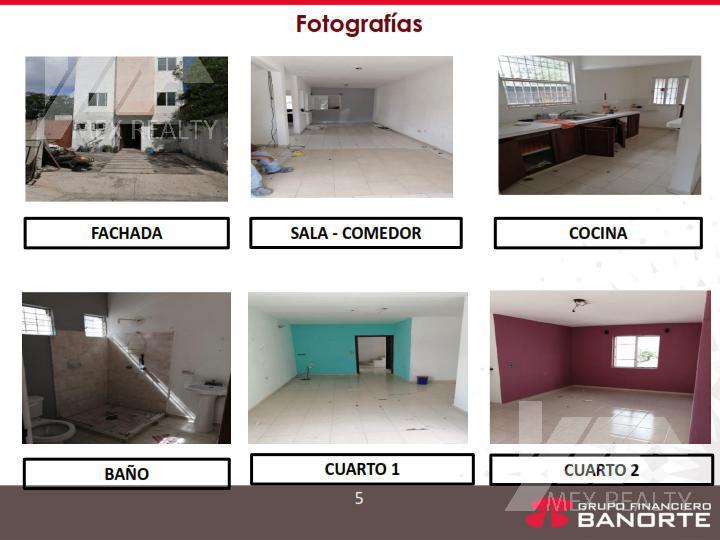 Foto Casa en Venta en  Supermanzana 104,  Cancún  CLAVE 58235, SM 104, CONDOMINIO RUBÍ,  ESCRITURA Y POSESIÓN $568,400, CONTADO MUY NEGOCIABLE)