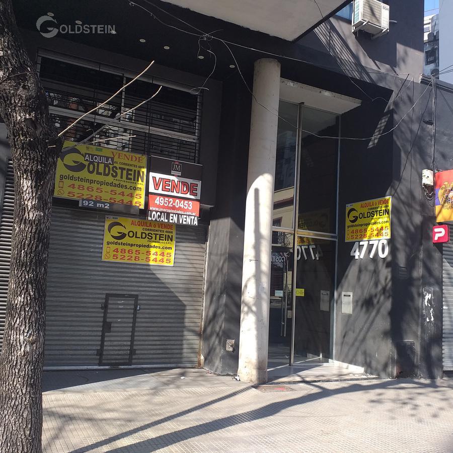 Foto Local en Venta | Alquiler en  Almagro ,  Capital Federal  Estado de israel al 4700
