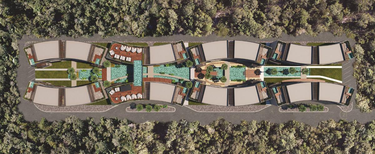 Tulum Departamento for Venta scene image 13