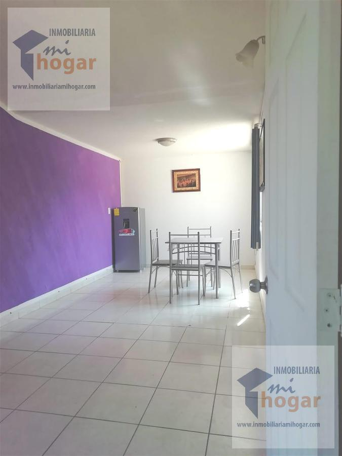 Foto Departamento en Renta en  Santa Cruz Xoxocotlán ,  Oaxaca  SE RENTA DEPARTAMENTO DE UNA RECAMARA AMUEBLADO,EN FRAC. LAURELES