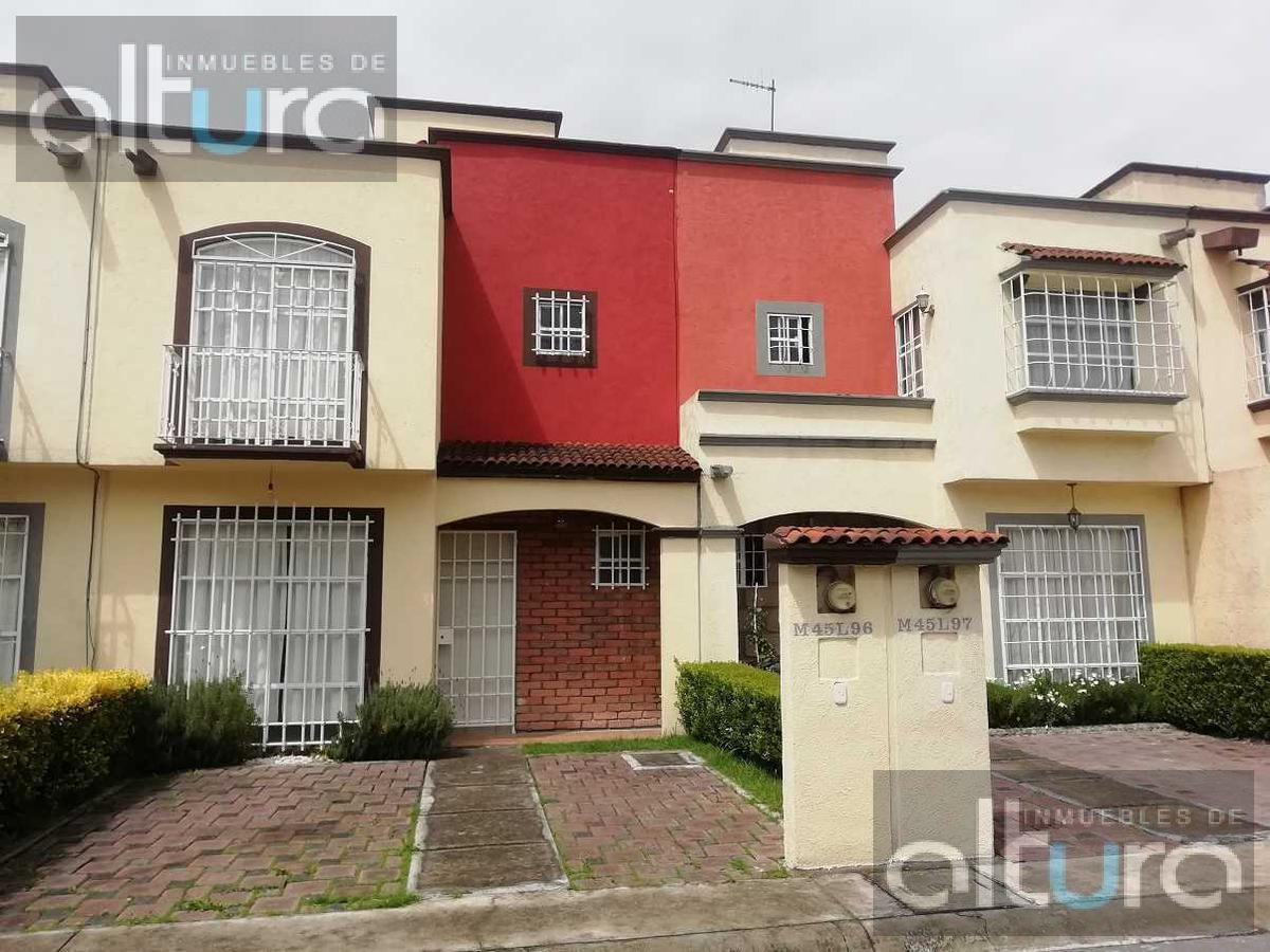 Foto Casa en Renta en  Hacienda del Valle,  Toluca  CALLE HACIENDA LAS ANIMAS MZA.45,NO.96, COLONIA HACIENDA DEL VALLE, SAN MATEO OTZACATIPAN, C.P. al 50210