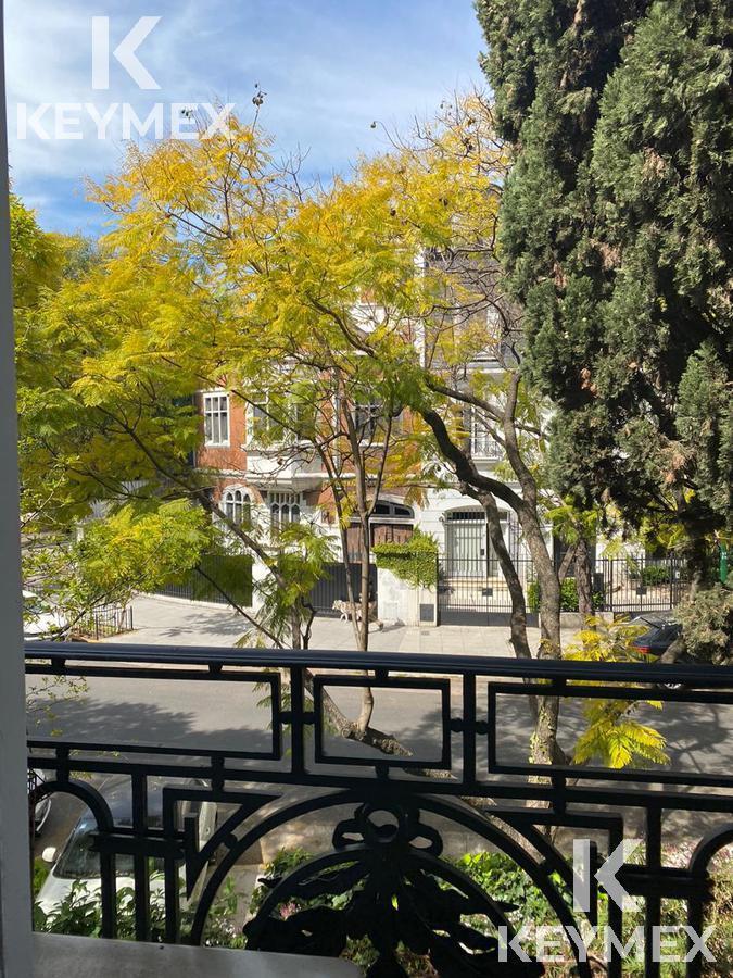 Foto Departamento en Alquiler temporario en  Palermo Chico,  Palermo  Barrio Parque- Estilo Francés