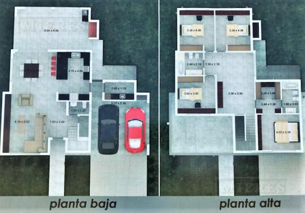 Casa de 270 mte en Altos de Campo Grande