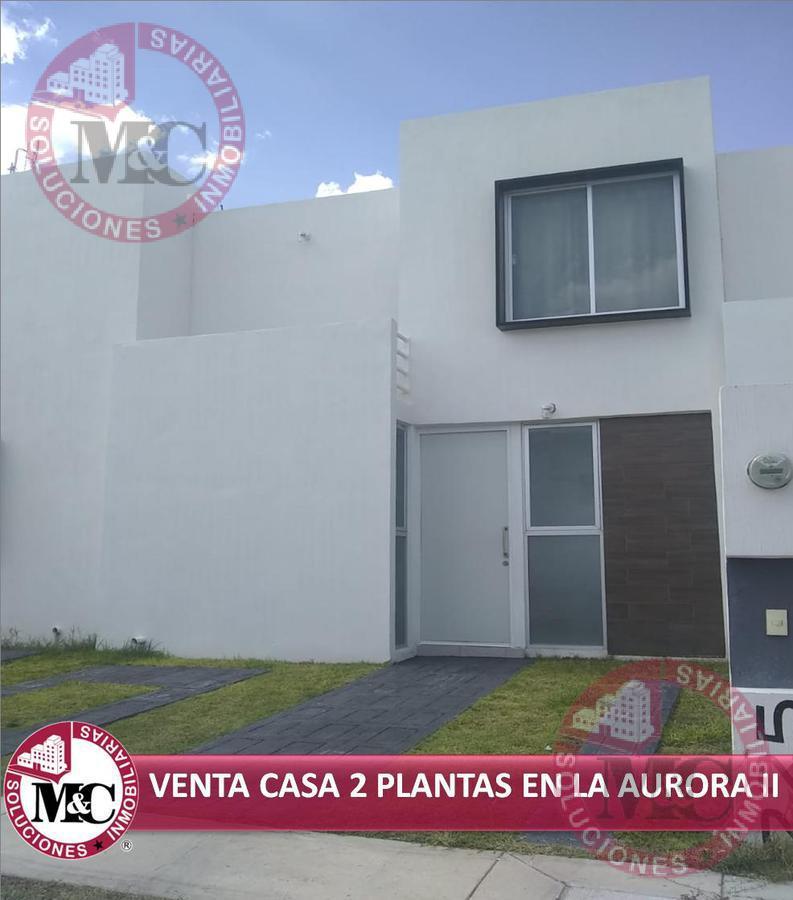 Foto Casa en Venta en  Aguascalientes ,  Aguascalientes  VENTA BONITA CASA LA AURORA II,AGS.