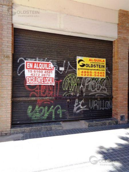 Foto Local en Alquiler en  Almagro ,  Capital Federal  RIO DE JANEIRO al 600