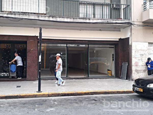 ENTRE RIOS al 900, Rosario, Santa Fe. Alquiler de Comercios y oficinas - Banchio Propiedades. Inmobiliaria en Rosario