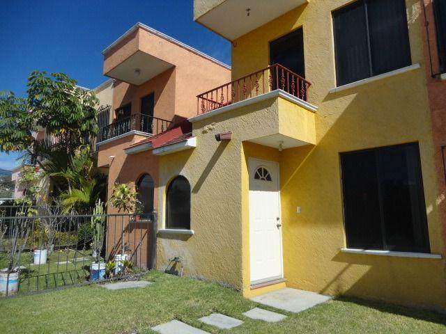 Foto Casa en condominio en Renta en  Lomas de Zompantle,  Cuernavaca  Condominio Lomas Tzompantle, Cuernavaca