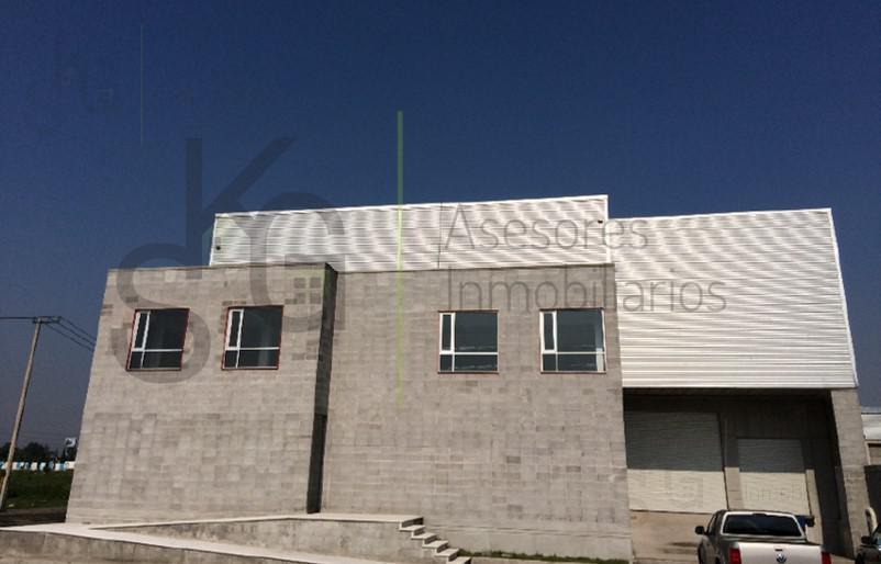 Foto Bodega Industrial en Renta en  Corredor Industrial Toluca Lerma,  Lerma  SKG Asesores Inmobiliarios Renta Bodega insutrial en Parque Industrial Lerma