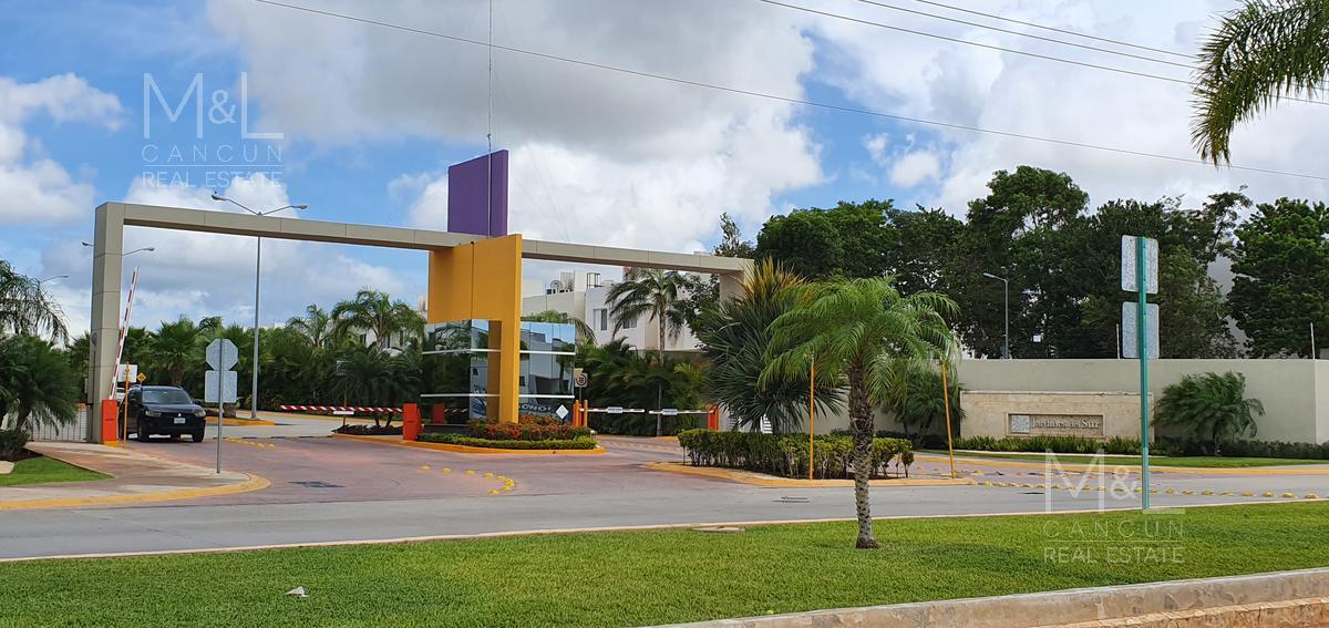 Foto Casa en condominio en Renta en  Jardines del Sur,  Cancún  Casa en Renta en Cancún  Jardines Del Sur III De 2 Recámaras. Polígono Sur