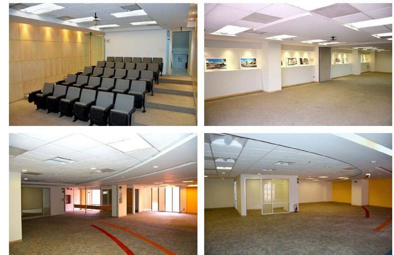 Foto Oficina en Renta |  en  Naucalpan,  Naucalpan de Juárez  SKG Asesores Inmobiliarios Renta Oficina de 1780 m2,  3 niveles en CITION, Naucalpan