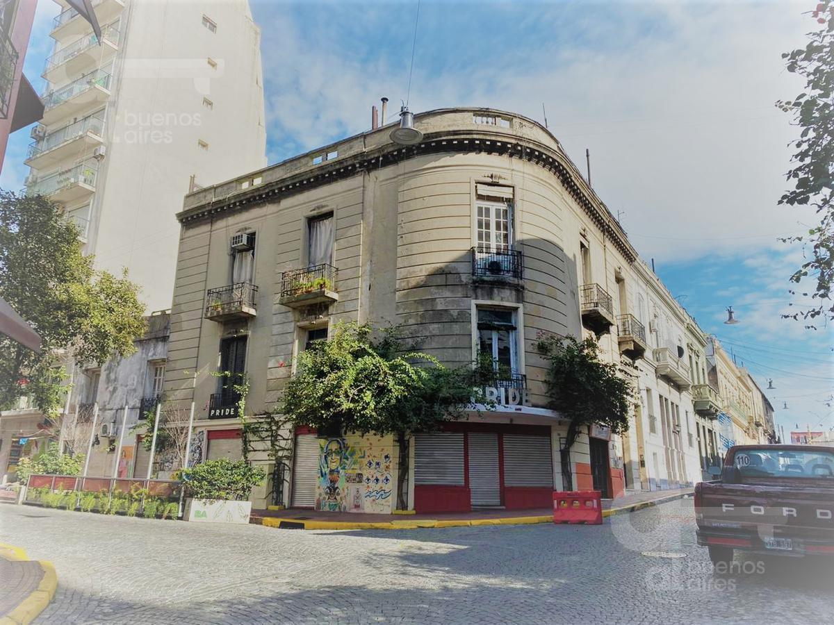 Foto Casa en Venta en  San Telmo ,  Capital Federal  Pje. Giuffra y Balcarce