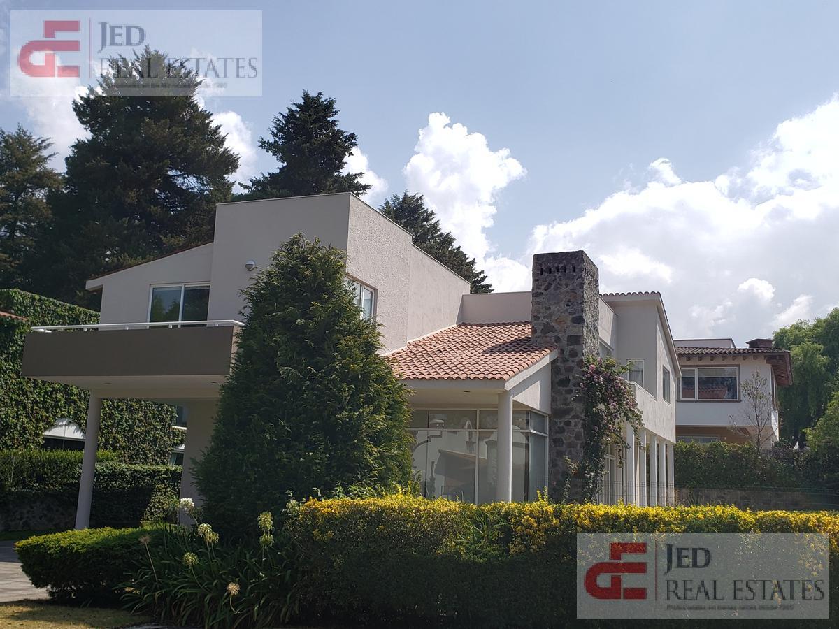 Foto Casa en Venta en  Club de Golf los Encinos,  Lerma  SCHAT-1050