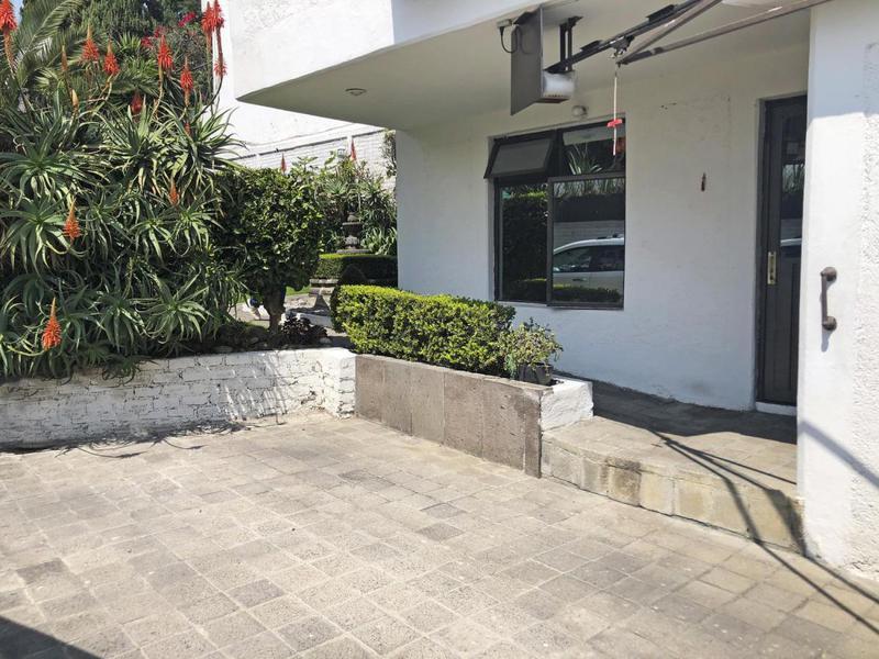 Foto Casa en Renta en  Olivar de los Padres,  Alvaro Obregón  Francisco de la Masa