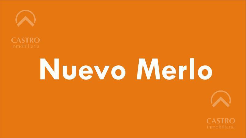 Foto Terreno en Venta en  Nuevo Merlo,  Merlo  Calle Cnel. Pringles