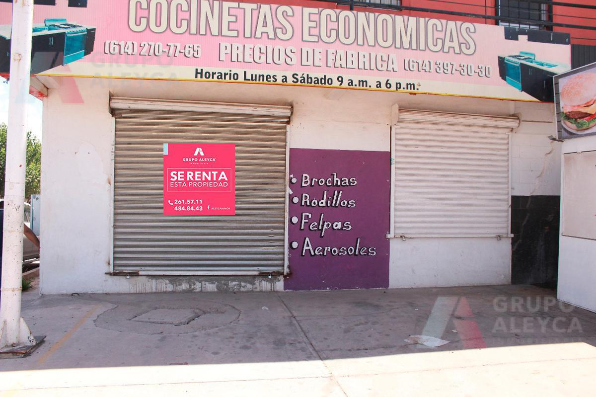 Foto Local en Renta en  Chihuahua ,  Chihuahua  POR LA TECNOLOGICO