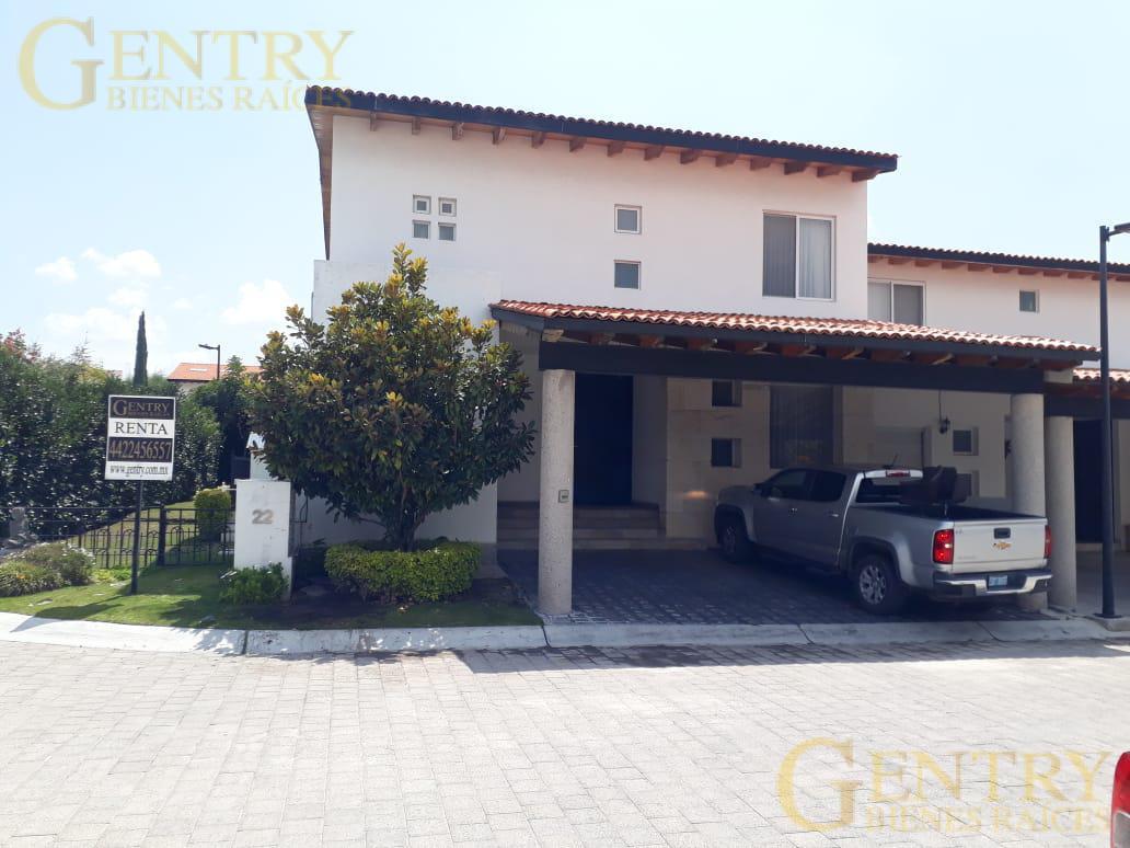 Foto Casa en Renta en  Lomas del Campanario,  Querétaro  Extraordinaria Casa  En Renta Lomas 1