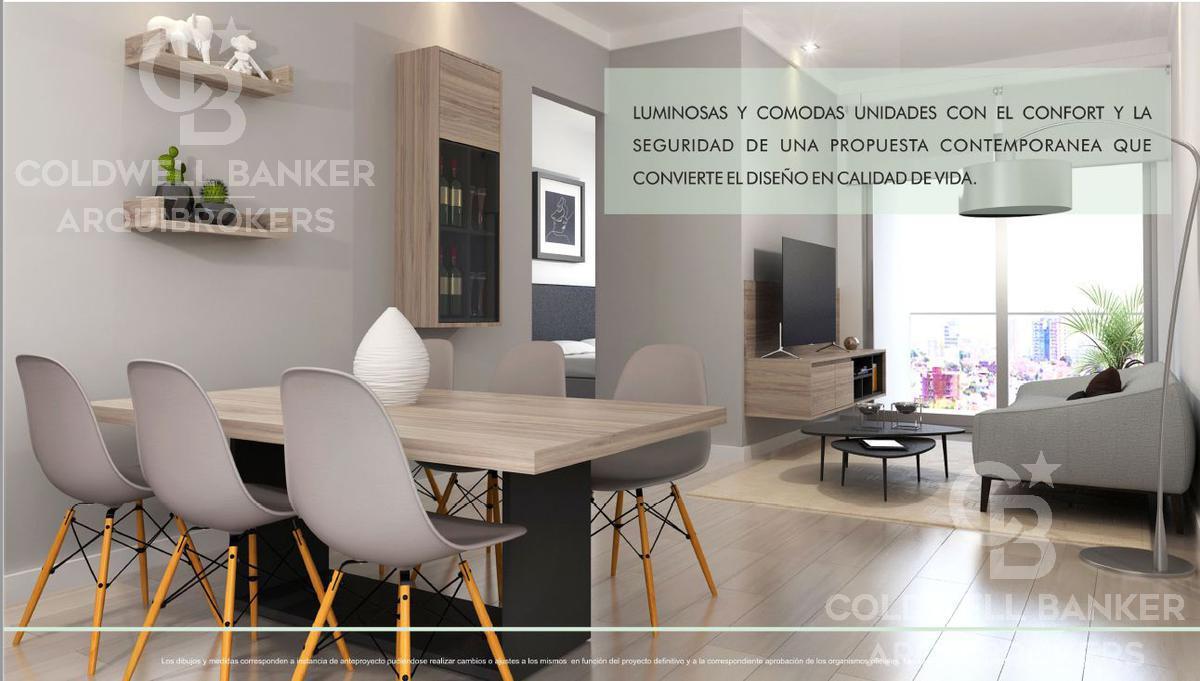 Foto Apartamento en Venta en  Cordón ,  Montevideo  Apartamento de 1 dormitorio en venta en Cordón