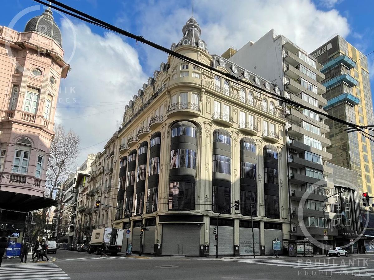 Foto Edificio Comercial en Alquiler en  Centro (Capital Federal) ,  Capital Federal  Sarmiento al 1800