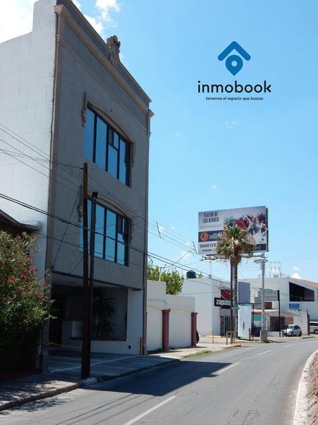 Foto Oficina en Venta en  Las Palmas,  Chihuahua  Edificio en Venta Sobre Ortiz Mena