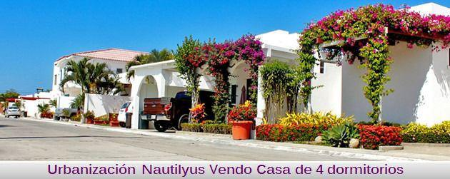 Foto Casa en Venta en  Salinas ,  Santa Elena  Vendo Casa Salinas Urbanización Privada