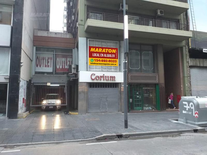 Foto Local en Alquiler en  Microcentro,  Centro (Capital Federal)  Av. Corrientes al 1100