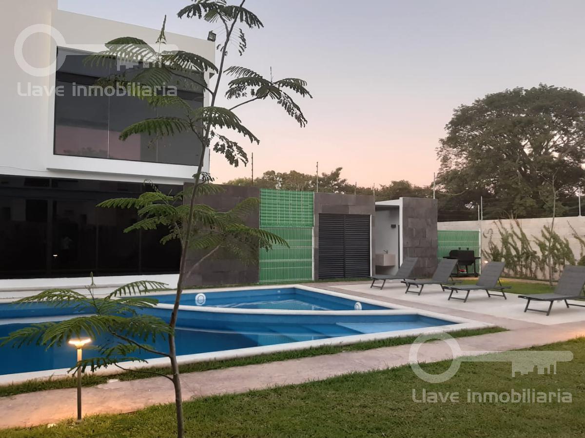 Foto Casa en Renta en  Fraccionamiento Sol Campestre,  Villahermosa  Casa Nueva en Renta Real Campestre Villhermosa