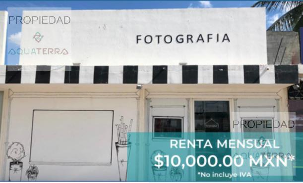 Local en Renta Excelente Ubicación al Norte de Mérida