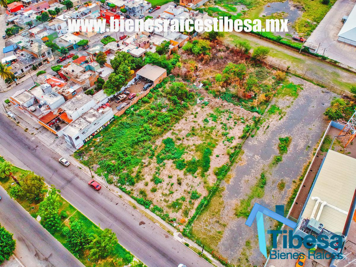 Foto Terreno en Venta en  Unidad habitacional INFONAVIT Playas,  Mazatlán  Terreno Comercial Venta Mazatlán | Bienes Raíces Tibesa
