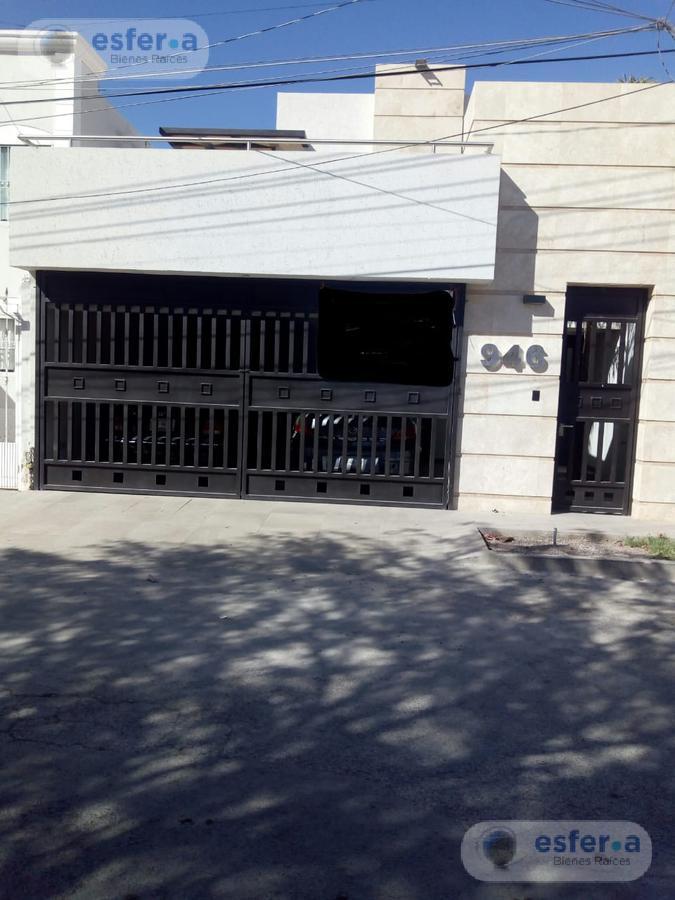 Foto Casa en Venta en  Fraccionamiento Roma,  Torreón  Casa en Venta en Colonia ROMA