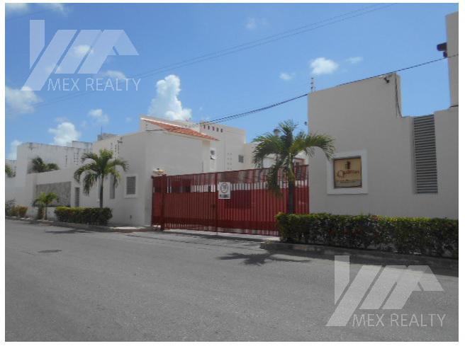 Foto Casa en Venta en  Benito Juárez ,  Quintana Roo  VENTA DE CASA No. 27,  SM 42, QUINTAS ALMENA, CANCUN, Q. ROO (CESIÓN DE DERECHOS ADJUDICATARIOS) CLAVE 58678, SOLO CONTADO. NEGOCIABLE