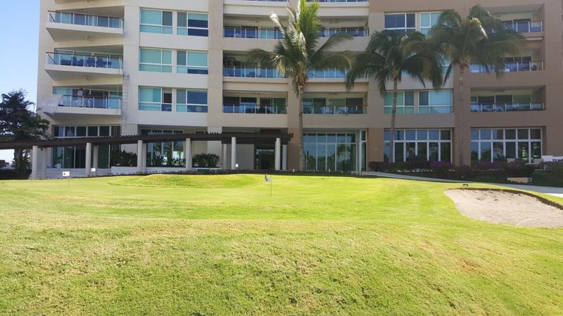 Foto Departamento en Venta en  Ejido Nuevo Vallarta,  Bahía de Banderas  LUJOSO Departamento en venta con vista a la Bahía de Banderas