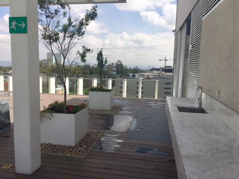 Foto Departamento en Venta en  Santa Fe,  Alvaro Obregón  Blum Sta Fe, departamento en venta (GR)