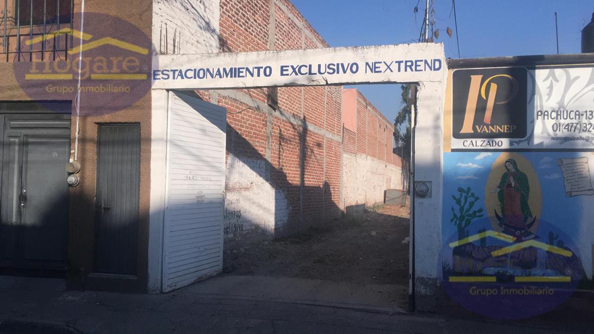 Terreno León Gto en Renta céntrico en Col Coecillo