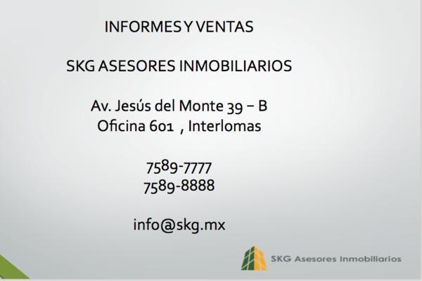 Foto Terreno en Venta en  San Mateo OxtotitlAn,  Toluca  SKG Asesores Inmobiliarios Vente Terreno de  4,700 m2 , Toluca , Edo de Mex
