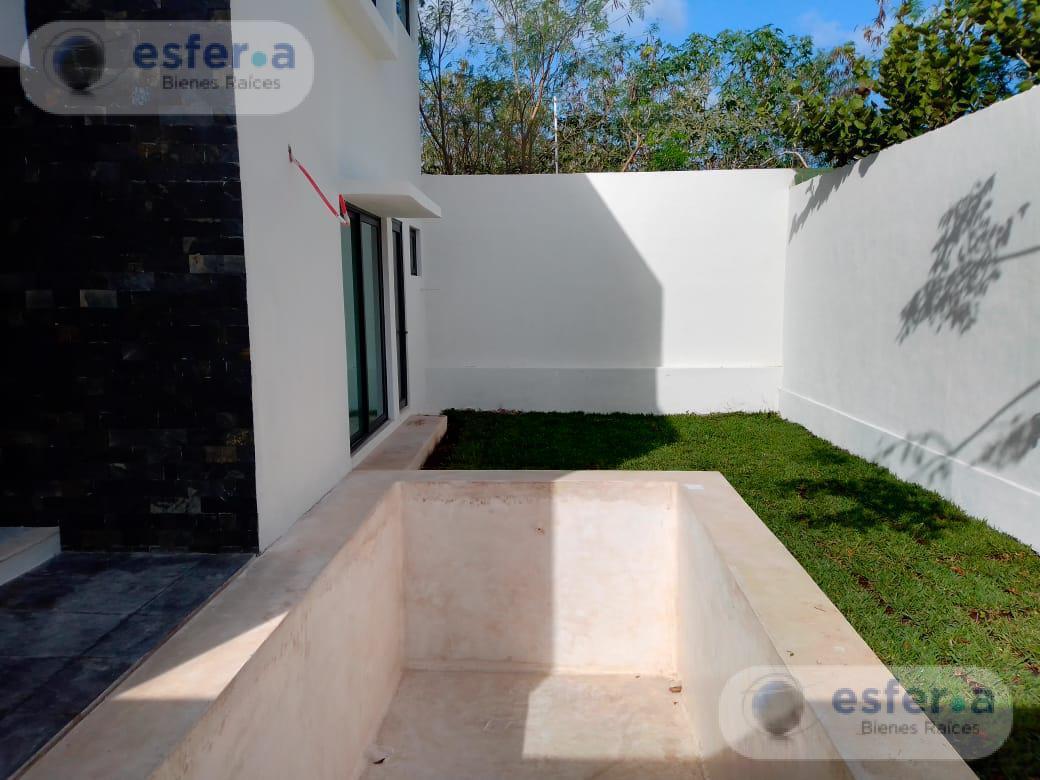 Foto Casa en Venta en  Pueblo Sitpach,  Mérida  Hermosa Residencia en venta al Norte de Mérida, en privada Natura (5)