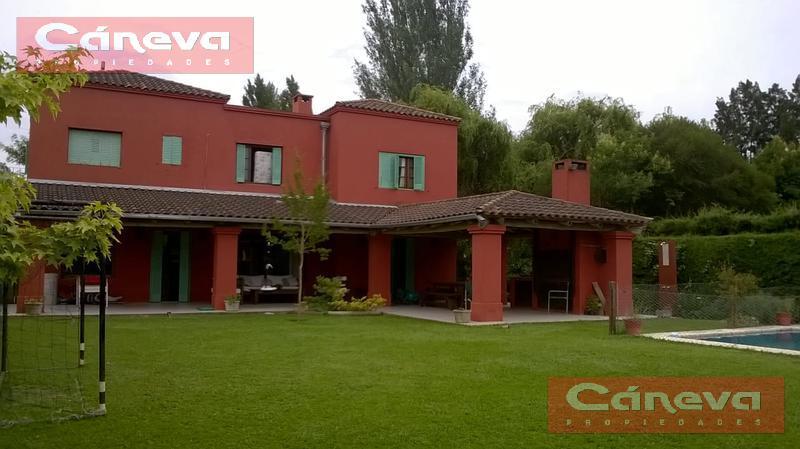 Foto Casa en Alquiler temporario en  El Lucero,  Countries/B.Cerrado (Escobar)    EL LUCERO ALQ  FEBRERO USD 3.300