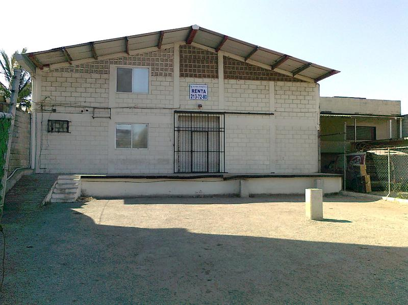 Foto Bodega Industrial en Renta en  Villa Hermosa,  Tampico  BODEGA UBICADA EN SEXTA AVENIDA, COL. VILLAHERMOSA, TAMPICO, TAM.