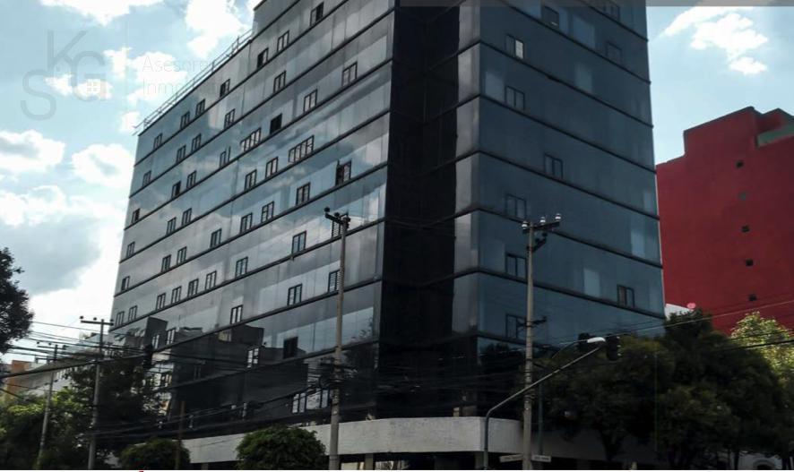 Foto Oficina en Renta en  Cuauhtémoc,  Cuauhtémoc  SKG Asesores Inmobiliarios  Renta Oficina Col Cuautemoc