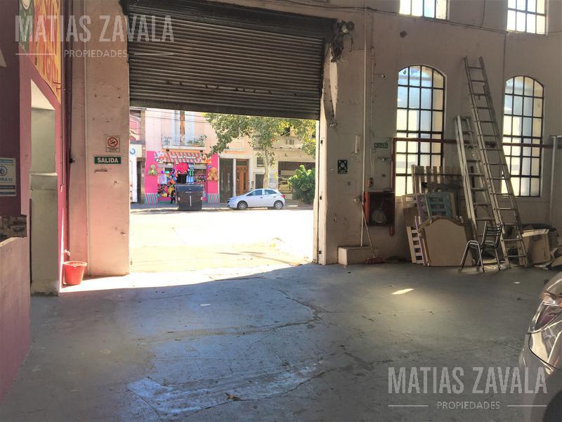 Foto Galpón en Venta en  Mataderos ,  Capital Federal  Av JUAN BAUTISTA ALBERDI al 5100