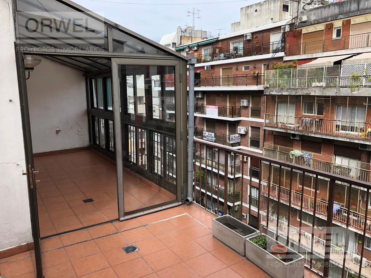 Foto Departamento en Venta en  Recoleta ,  Capital Federal  French 2300
