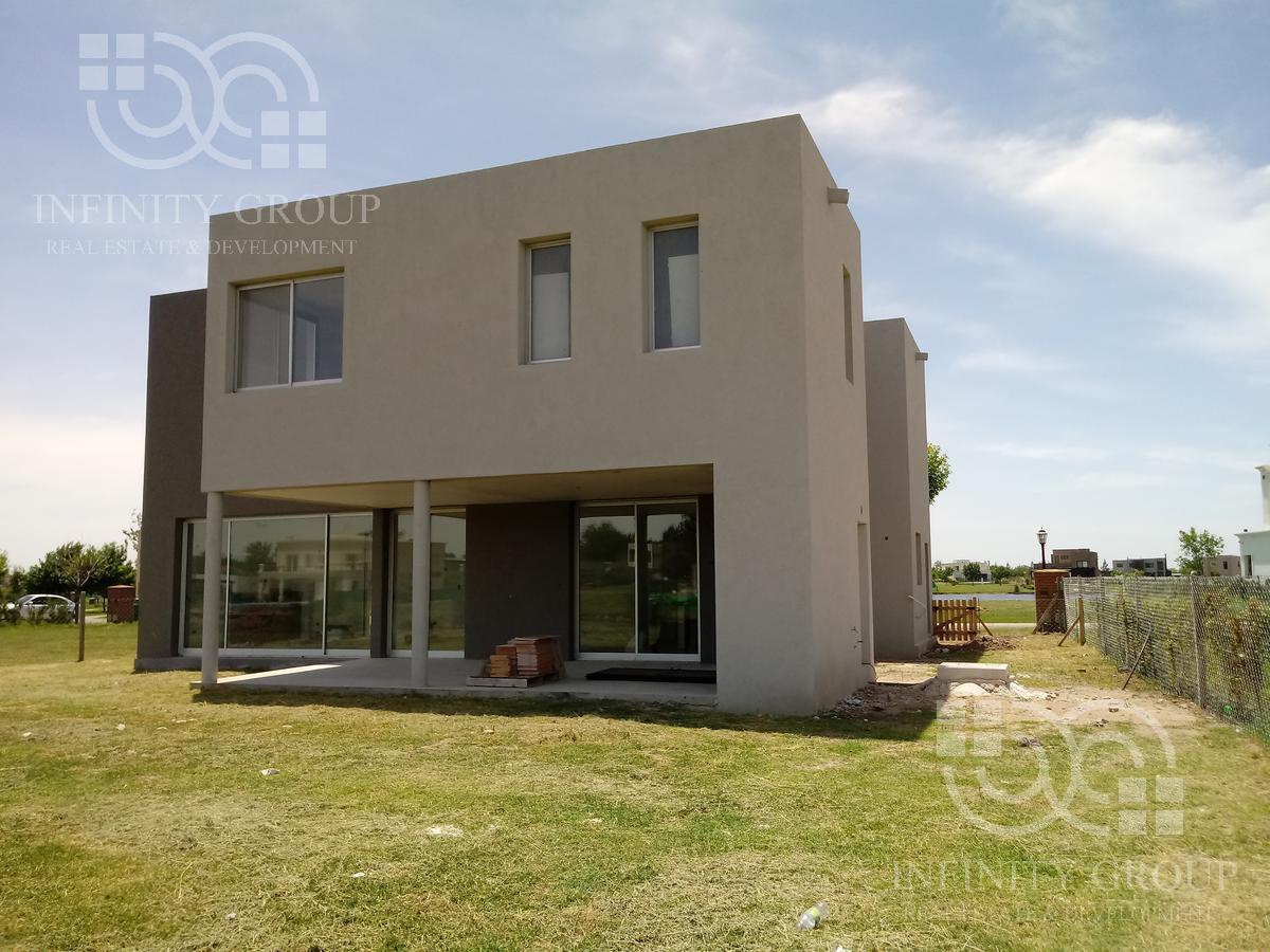 Foto Casa en Venta en  San Matias,  Countries/B.Cerrado (Escobar)  SAN MATIAS Casa 4 amb. a la laguna L. al 1000