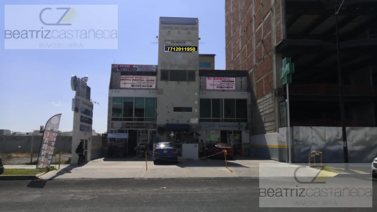 Foto Oficina en Renta en  Zona comercial Zona Plateada,  Pachuca  ZON A PLATEADA, RENTA DE OFICINAS