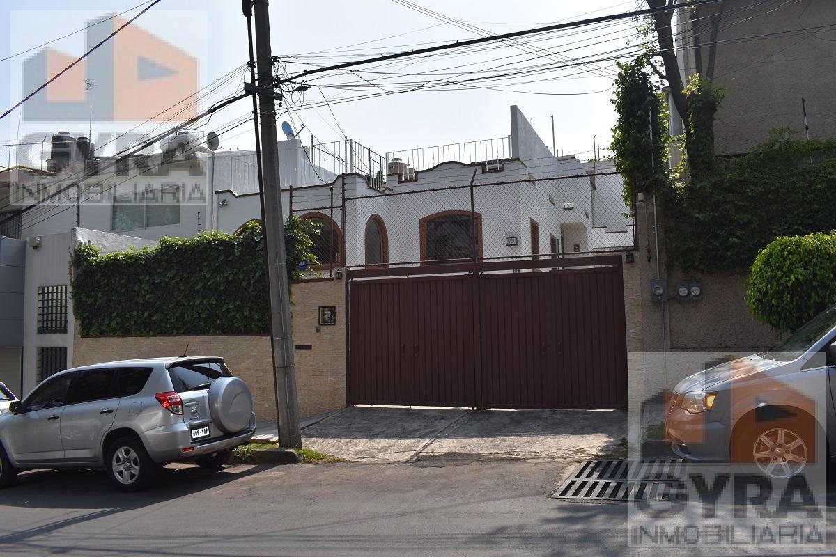 Foto Casa en Venta en  Lomas de Chapultepec,  Miguel Hidalgo  Prado Norte  al 600