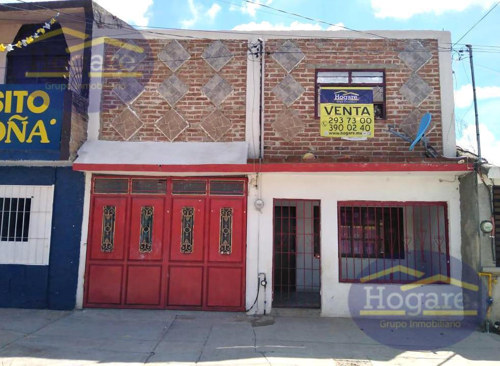 Casa Venta 4 Recámaras Colonia 10 de Mayo Zona Oriente León Gto